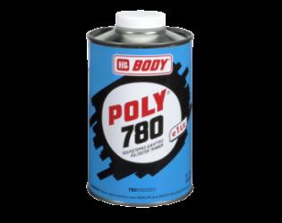 ΔΙΑΛΥΤΙΚΟ ΠΟΛΥΕΣΤΕΡΙΚΟ POLY 780 BODY 1L