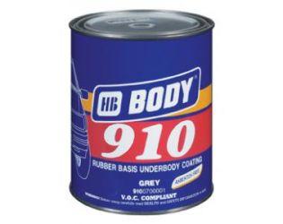 ΥΠΟΔΑΠΕΔΙΑ ΠΡΟΣΤΑΣΙΑ ΓΚΡΙ 910 ΛΑΣΤΙΧΟΜΑΣΤΙΧΗ (ΒΑΦΕΤΑΙ) BODY 5kg